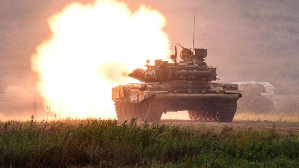 Международный военно-технический форум Армия-2017. День второй - Sputnik Ўзбекистон