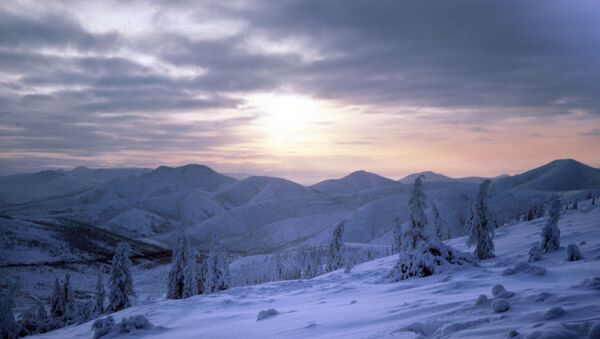 Якутия зимой - Sputnik Ўзбекистон