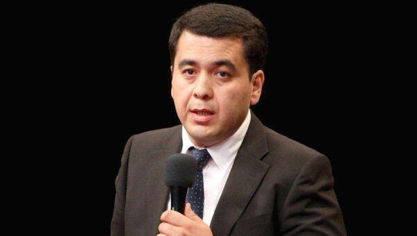 Бобир Абубакиров - заместитель председателя Центрального банка Узбекистана - Sputnik Ўзбекистон