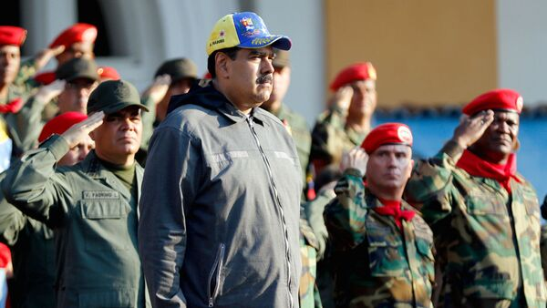 Президент Венесуэлы Николас Мадуро  - Sputnik Ўзбекистон