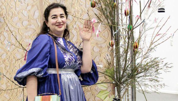 Фатима Арифджанова - Sputnik Узбекистан