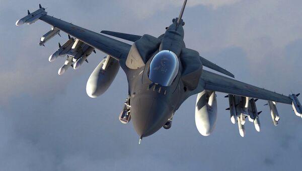 В США анонсировали новый истребитель F-21 - Sputnik Ўзбекистон