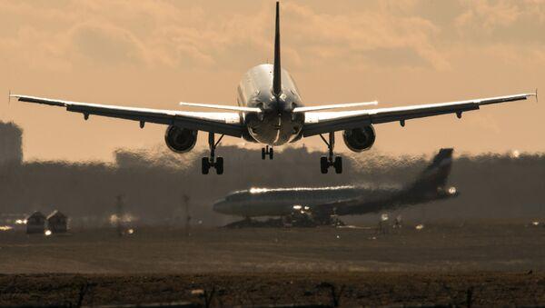 Airbus A320 samolyoti - Sputnik Oʻzbekiston