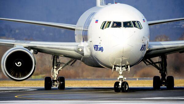 Samolet Boeing 767 samolyoti - Sputnik Oʻzbekiston