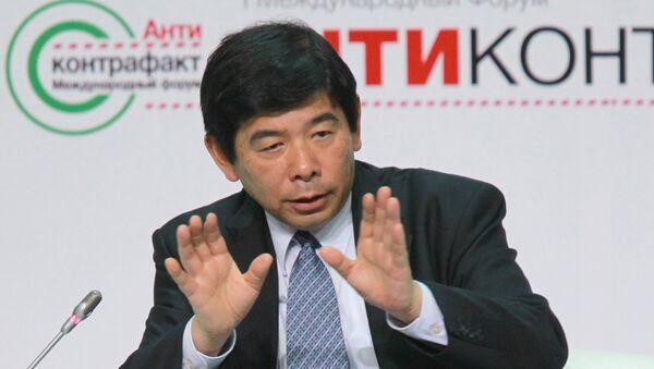 Международный форум Антиконтрафакт-2012 - Sputnik Узбекистан