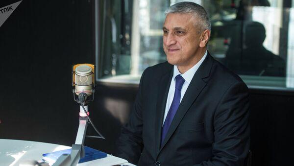 Посол Узбекистана в Кыргызстане Комил Рашидов - Sputnik Ўзбекистон