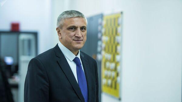 Посол Узбекистана в Кыргызстане Комил Рашидов - Sputnik Узбекистан
