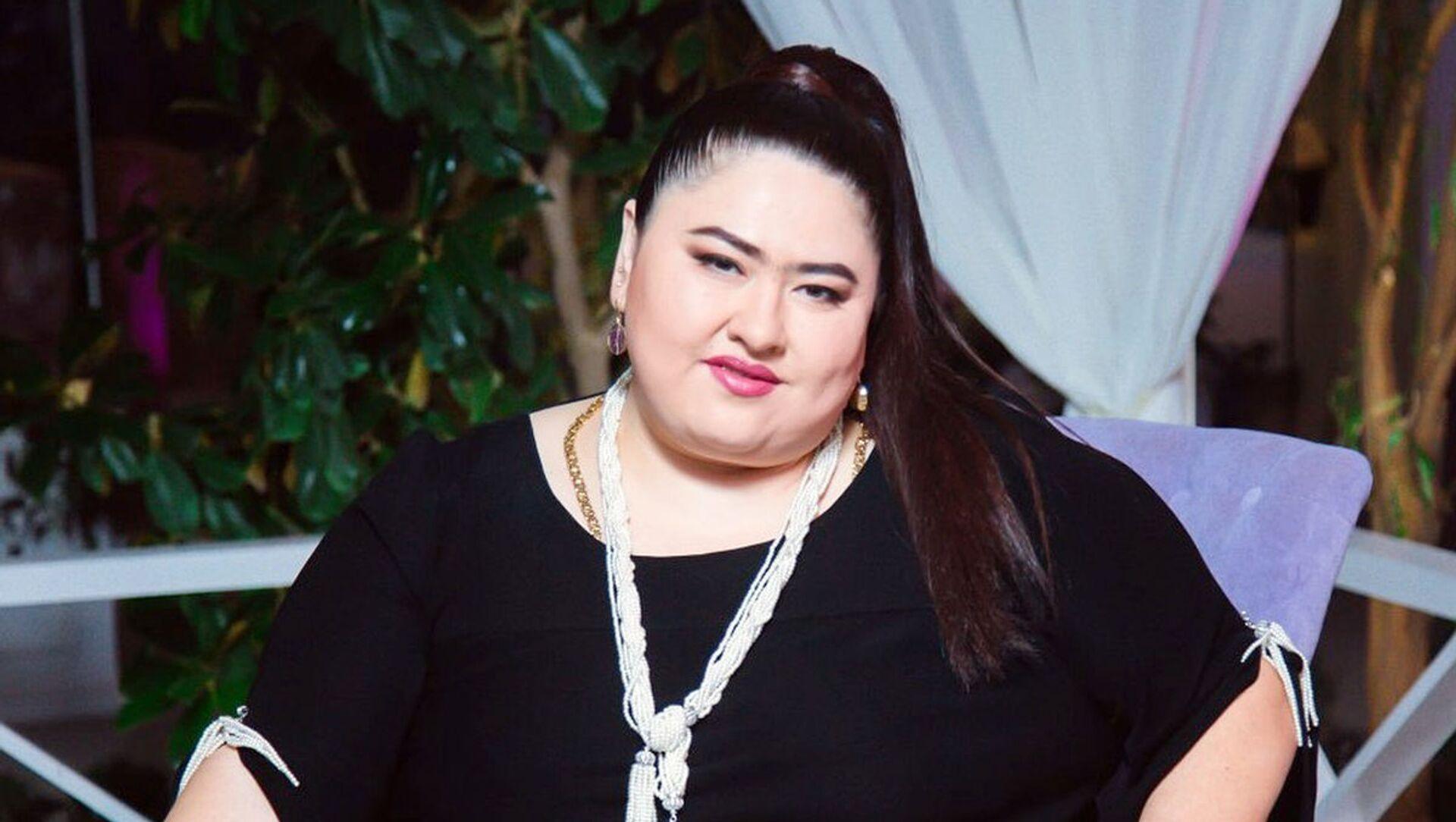 Узбекская актриса и юмористка Халима Ибрагимова - Sputnik Узбекистан, 1920, 16.02.2021