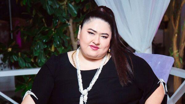 Uzbekskaya aktrisa i yumoristka Xalima Ibragimova - Sputnik Oʻzbekiston