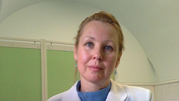 Старший научный сотрудник Федерального исследовательского центра питания, биотехнологии и безопасности Наталья Денисова  - Sputnik Ўзбекистон