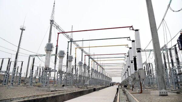 Туракурганская тепловая электростанция - Sputnik Узбекистан