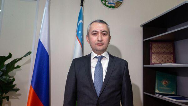 Открытие генерального консульства Узбекистана во Владивостоке - Sputnik Узбекистан
