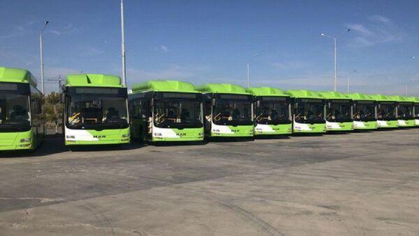 Avtobusы v Tashkente - Sputnik Oʻzbekiston