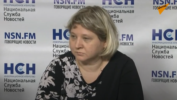 Пресс-конференция Виктории Скрипаль - Sputnik Узбекистан