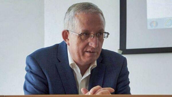 Политолог Илдус Ярулин - Sputnik Узбекистан
