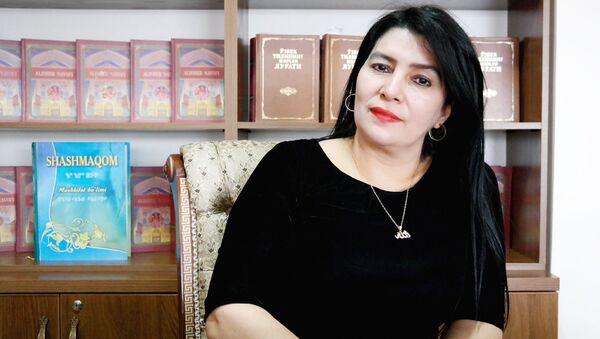Nargiza Olimova, pervaya Miss Tashkenta - Sputnik Oʻzbekiston