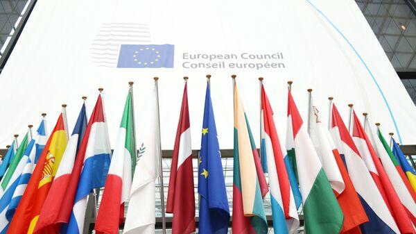 Саммит ЕС в Брюсселе - Sputnik Узбекистан