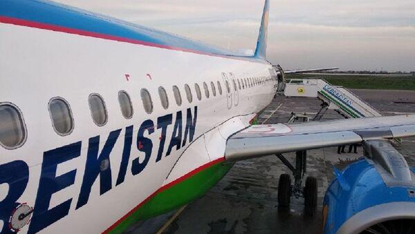 Гражданина Южной Кореи задержали в аэропорту Ташкента - Sputnik Узбекистан