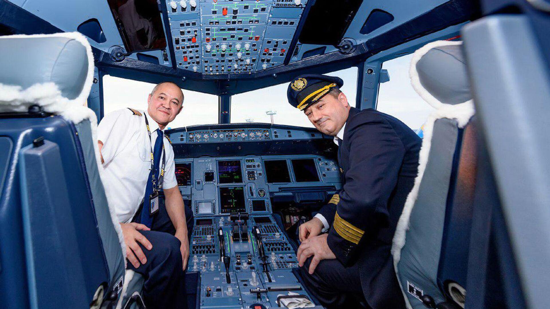Airbus поставил первый A320neo для Узбекистон хаво йуллари - Sputnik Узбекистан, 1920, 12.09.2021