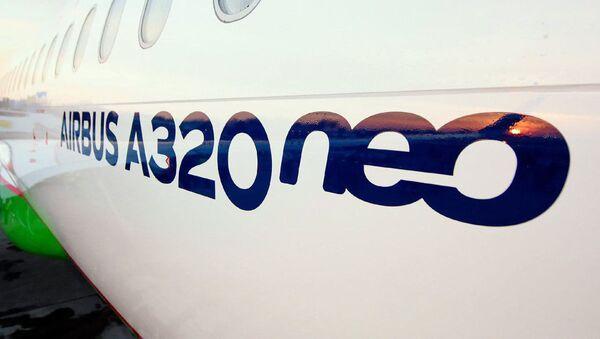 Airbus postavil pervыy A320neo dlya Uzbekiston xavo yullari - Sputnik Oʻzbekiston