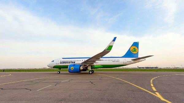 Airbus поставил первый A320neo для Узбекистон хаво йуллари - Sputnik Ўзбекистон