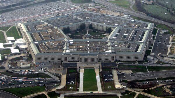 Штаб-квартира Министерства обороны США - Sputnik Ўзбекистон