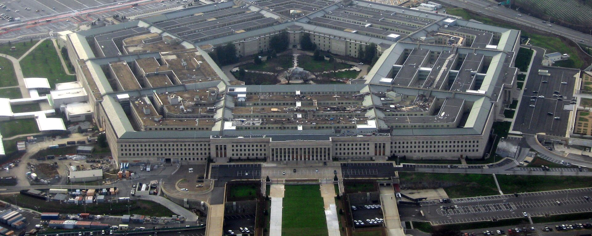 Штаб-квартира Министерства обороны США - Sputnik Ўзбекистон, 1920, 14.10.2021