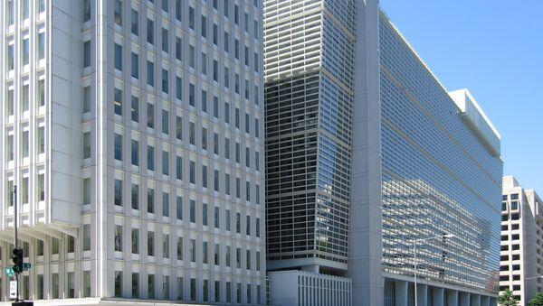 Здание Всемирного банка - Sputnik Ўзбекистон