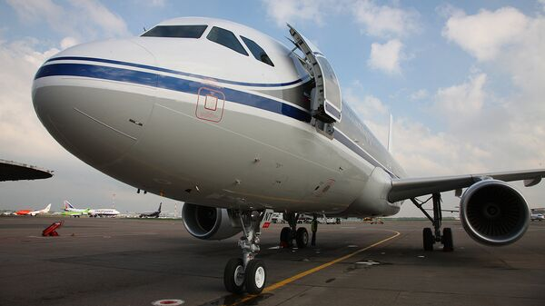 Layner A320 - Sputnik Oʻzbekiston