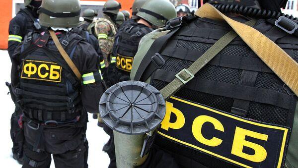 Rossiya FSB va IIVining terrorchilikka qarshi oʻquv-mashgʻulotlari - Sputnik Oʻzbekiston