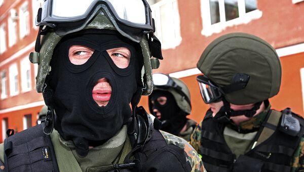 FXX antiterror guruhi - Sputnik Oʻzbekiston
