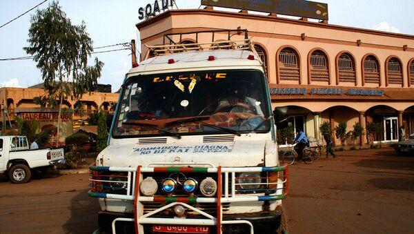 Mali respublikasi, Bamako shahri - Sputnik Oʻzbekiston
