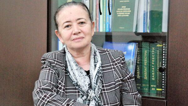 Эльмира Баситханова, заместитель министра здравохранения - Sputnik Узбекистан
