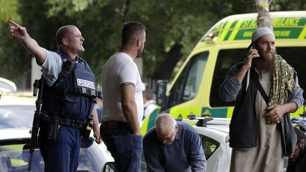 Стрельба в мечети Новой Зеландии: манифест австралийца и погибшие - Sputnik Узбекистан
