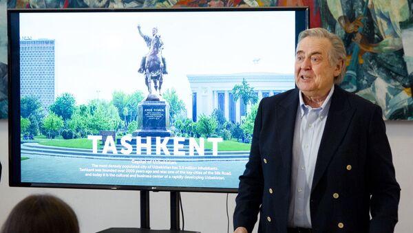 Юрий Стоянов - Sputnik Ўзбекистон