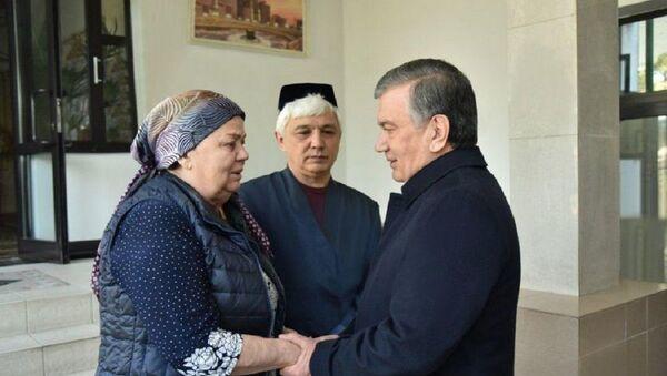 Шавкат Мирзиёев выразил соболезнования семье Мираброра Усманова - Sputnik Узбекистан
