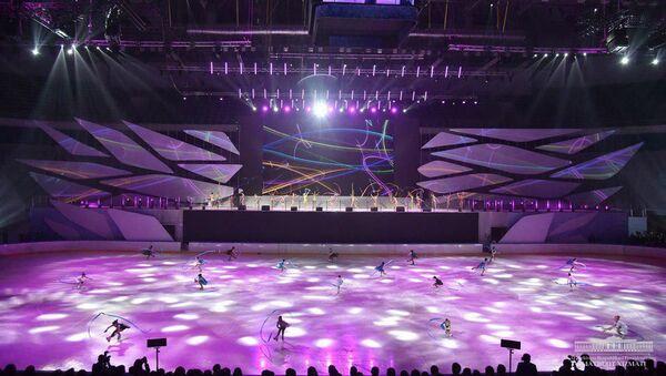 Открытие Humo Arena в Ташкенте - Sputnik Узбекистан