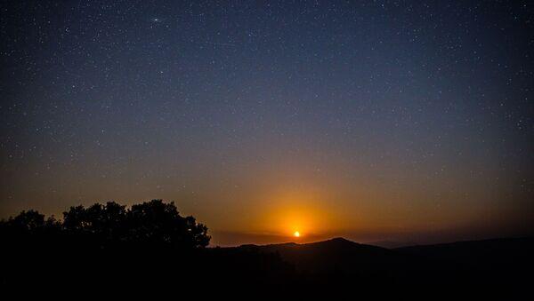 Падение метеорита - Sputnik Узбекистан
