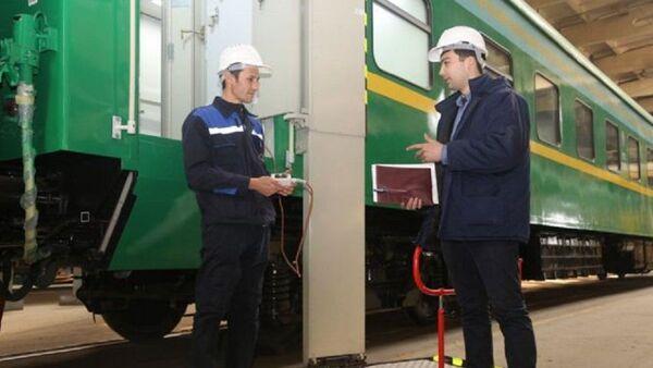 В Узбекистане запустили производство вагонов для инвалидов - Sputnik Узбекистан
