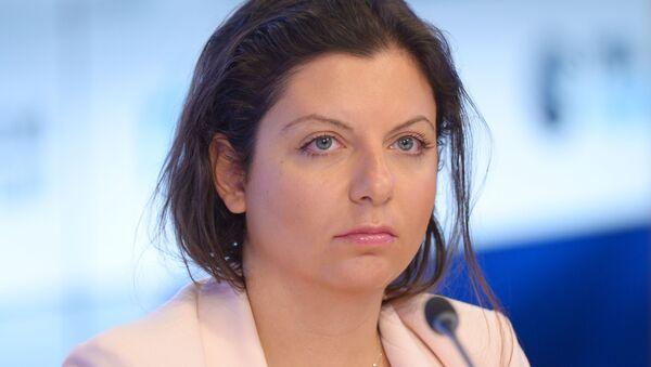 Главный редактор Международного информационного агентства Россия сегодня Маргарита Симоньян - Sputnik Узбекистан