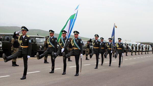 В войска Минобороны Узбекистана передана новая военная техника и вооружение  - Sputnik Узбекистан