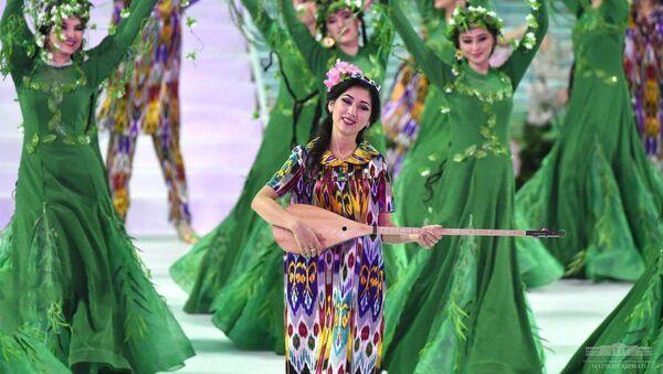 Торжественные мероприятии по случаю праздника Навруз в Ташкенте - Sputnik Ўзбекистон