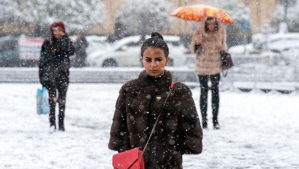 Зима - Sputnik Узбекистан