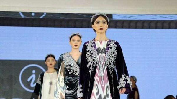 Международный фестиваль национальной одежды в Шахрисабзе - Sputnik Узбекистан