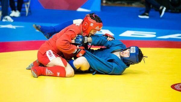 Самбисты Узбекистана завоевали второе место в общекомандном зачете Кубка мира      - Sputnik Ўзбекистон