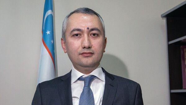 Generalnыy konsul Rustam Ismailov - Sputnik Oʻzbekiston