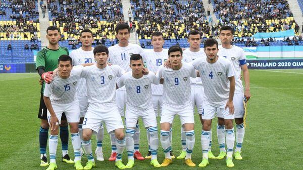 Олимпийская сборная Узбекистана - Sputnik Узбекистан