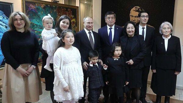 Тот самый случай, когда на фото - два президента - Sputnik Ўзбекистон