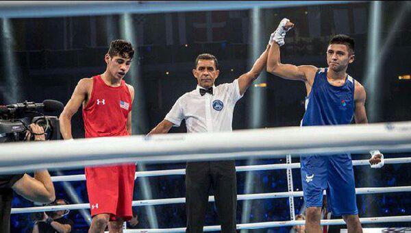 Боксеры Узбекистана завоевали 8 медалей различного достоинства - Sputnik Ўзбекистон