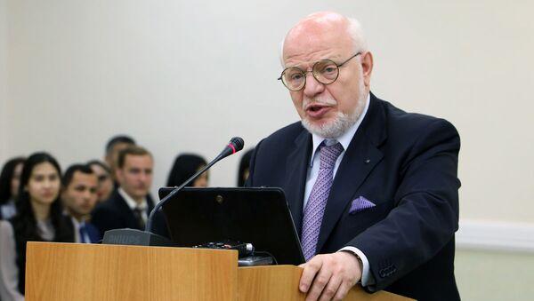 Подписание меморандума РФ и Узбекистана по сотрудничеству в сфере защиты прав человека - Sputnik Узбекистан